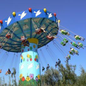 Wellenflieger im Sonnenlandpark Lichtenau