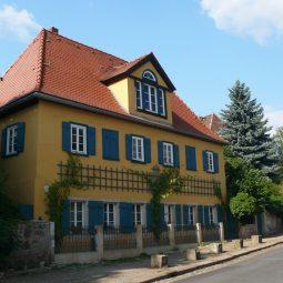 Winzerhaus in der Lößnitz - Ra