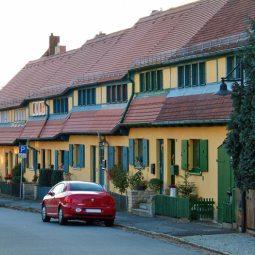 Wohnbebauung Dresden Hellerau