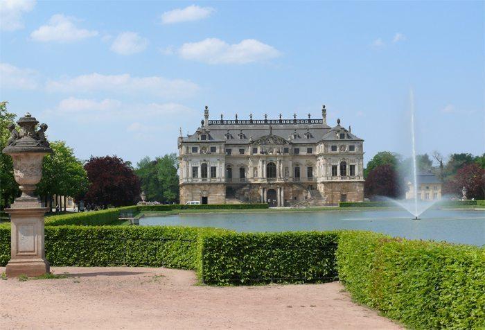Palais Großer Garten Dresden Die Infoseitende