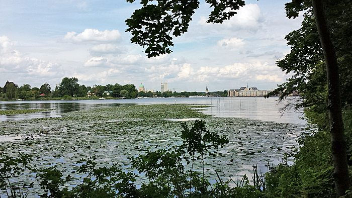 Potsdam - Landeshauptstadt von Brandenburg