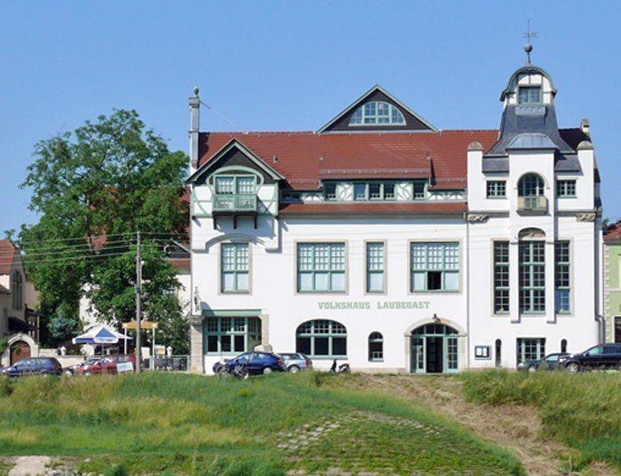 Volkshaus Laubegast
