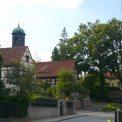 Altklotzsche mit alter Kirche