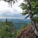 Brandaussicht Sächsische Schweiz