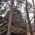 Einsiedlerfelsen Dippoldiswald