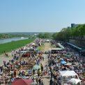 Elbeflohmarkt Johannstadt