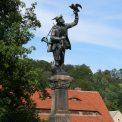 Falknerbrunnen Lauenstein
