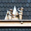 Häuserschmuck in Seiffen