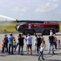 Kindertag am Flughafen Dresden