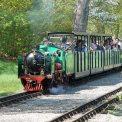 Kleinbahn im Großen Garten