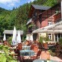Pura Hotels Forsthaus Biergarten