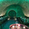 Sächsische Weinverkostung mit 8 Weinen im Weinkeller