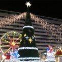 Weihnachtliche Prager Straße