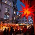 Weihnachtmarkt am Dresdner Sch