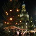 Weihnachtsmarkt Neumarkt Dresden